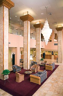 Fort Myers - Amtel Lobby